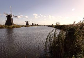 Water Kinderdijk